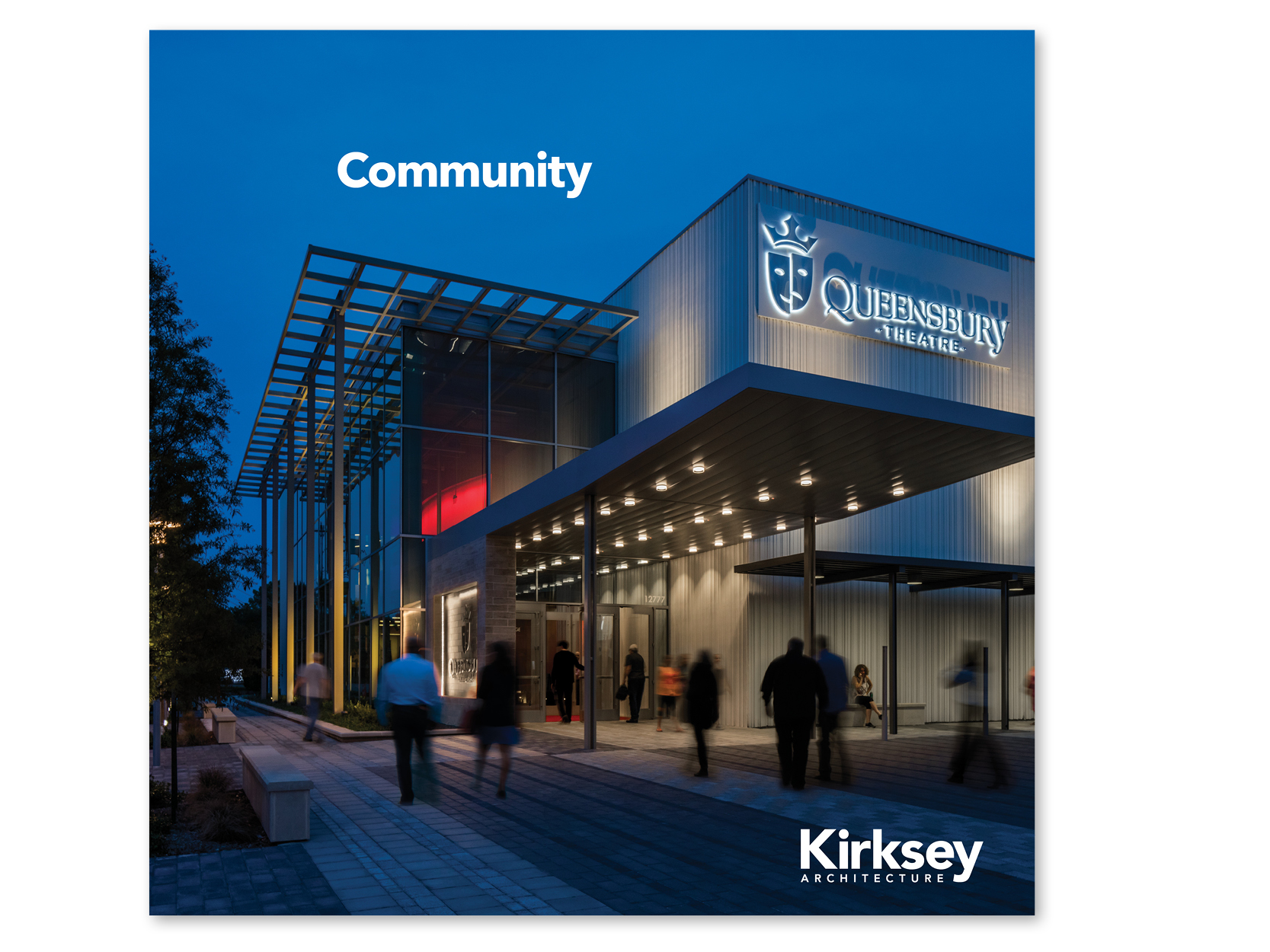 Preview of the resource library item for We're Kirksey Community