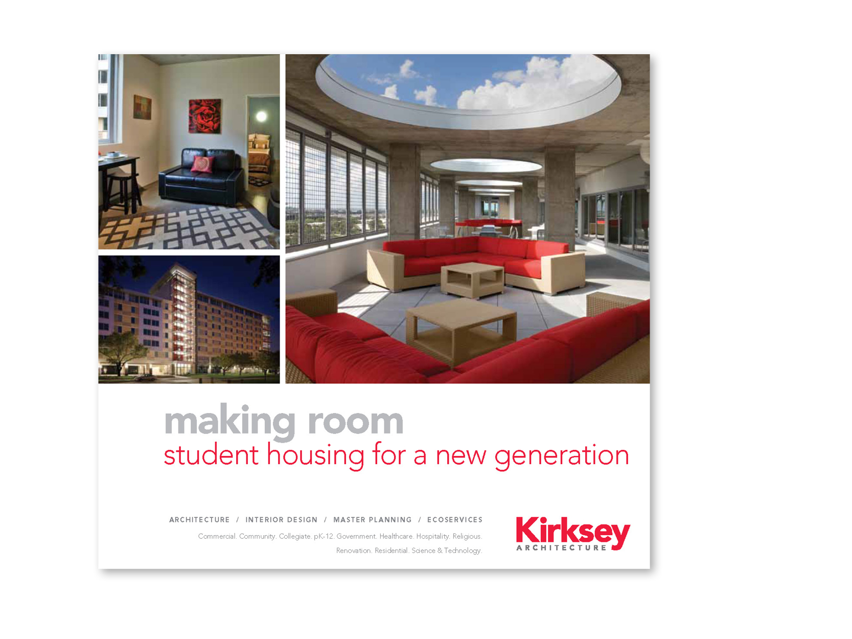 Preview of the resource library item for Making Room: Student Housing for a New Generation