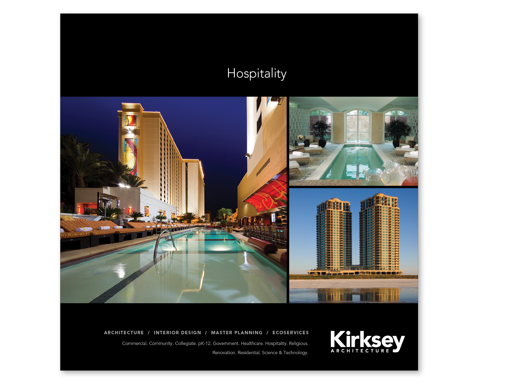 Preview of the resource library item for We're Kirksey Hospitality