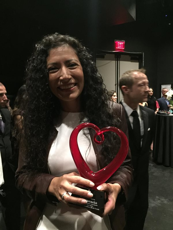 Image for Kirksey's Linda Camacho Honored at Queensbury Theatre Benefit Concert