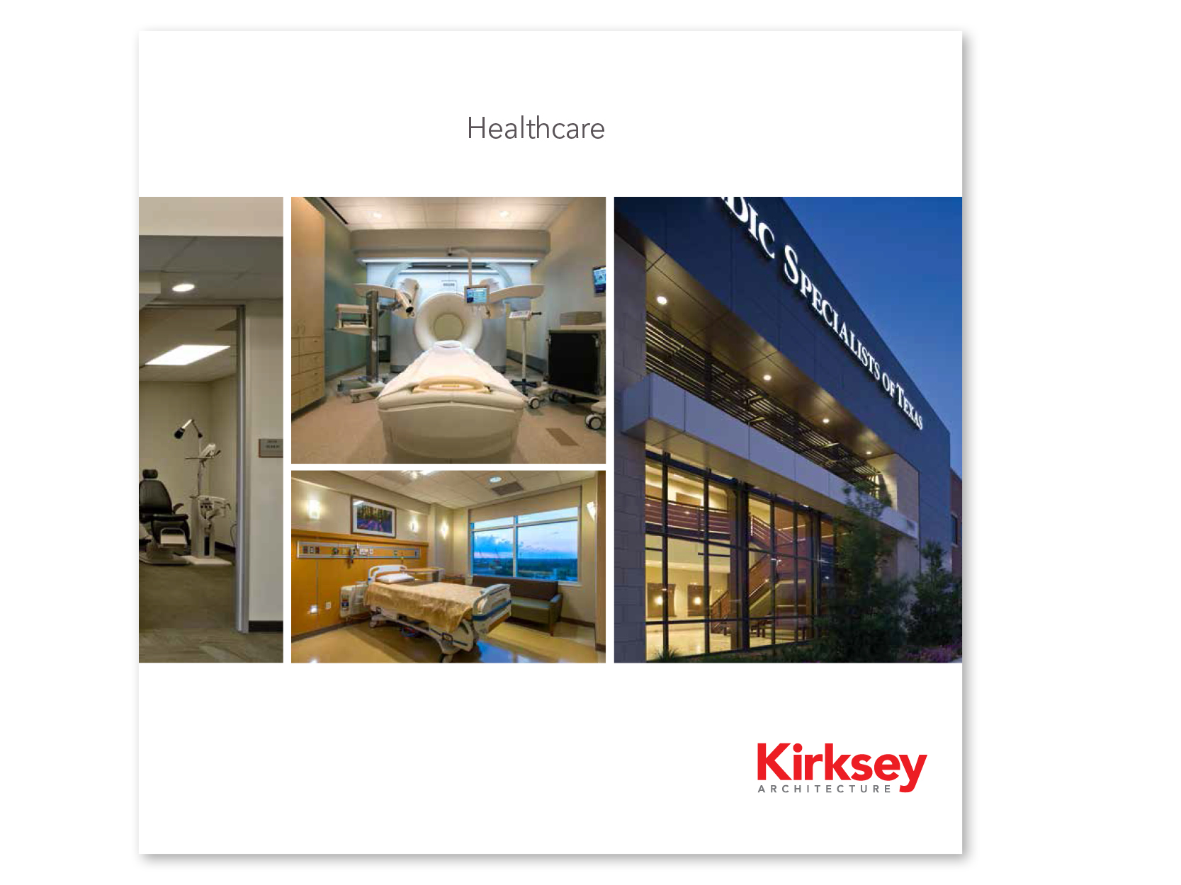 Preview of the resource library item for We're Kirksey Healthcare