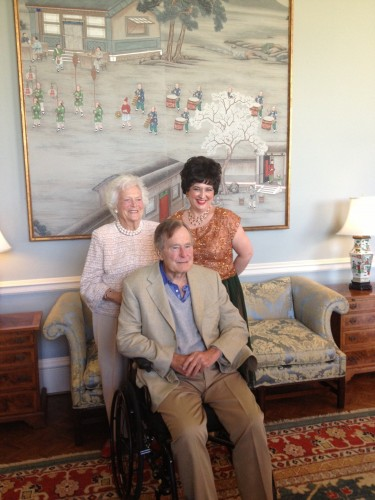 Image for Presidential Entertainment: George and Barbara Bush