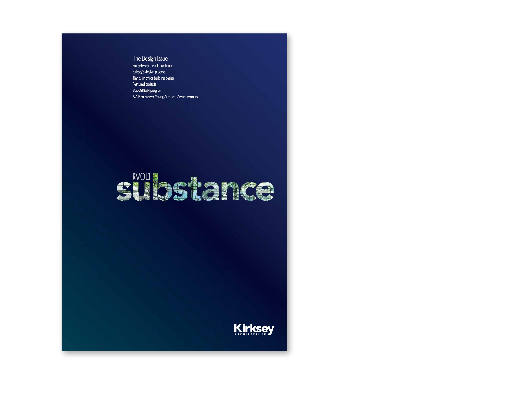 Preview of the resource library item for Substance Volume I