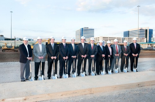 Image for Energy Center III Groundbreaking
