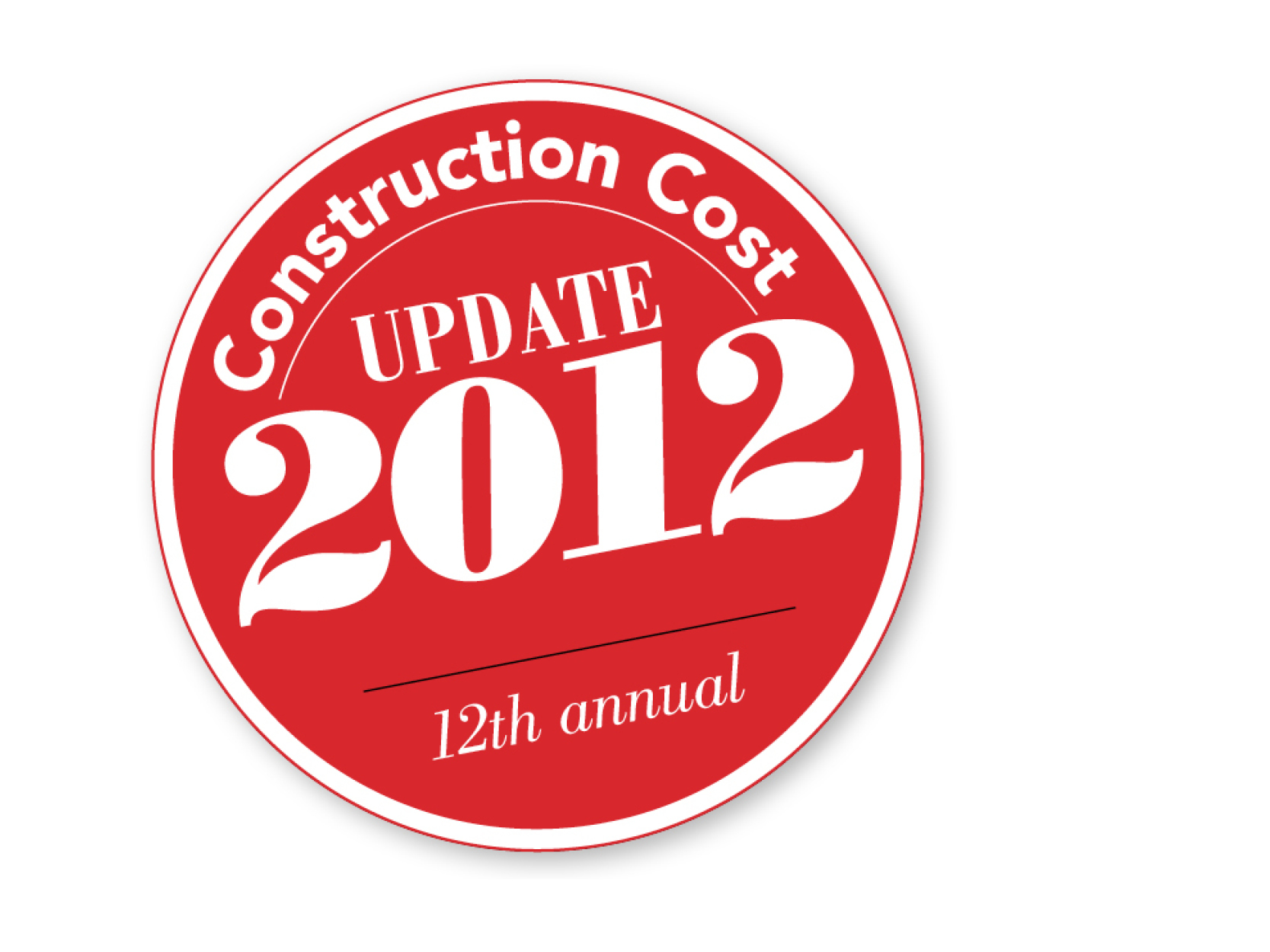 Preview of the resource library item for Kirksey Annual Construction Cost Update 2012